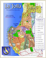 Click for La Jolla Neighborhoods