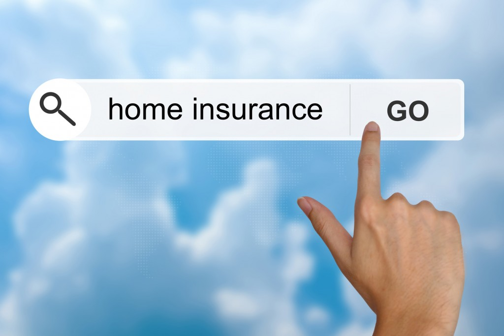 home insurance on search toolbar